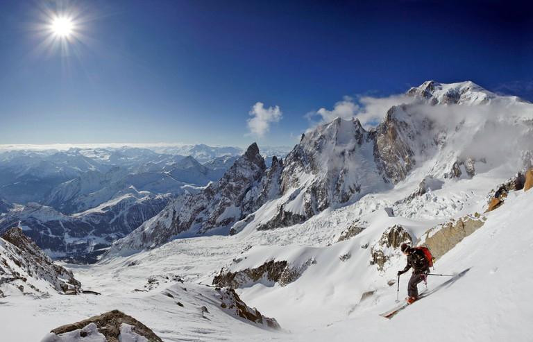 منتجعات التزلج