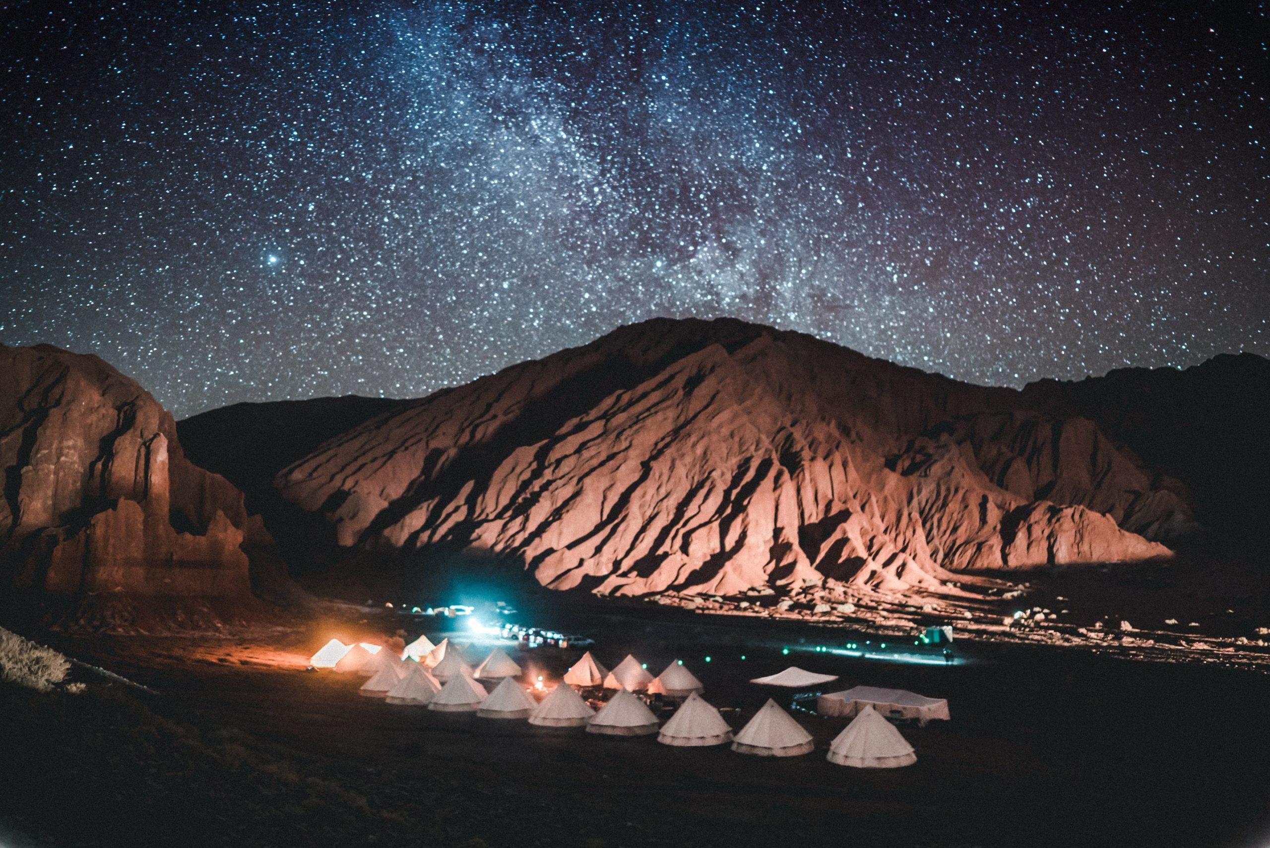 أفضل الأماكن لمشاهدة النجوم حول العالم