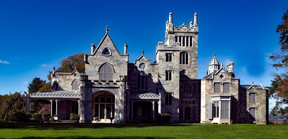 تعرف على أجمل القلاع في الولايات المتحدة الأمريكية