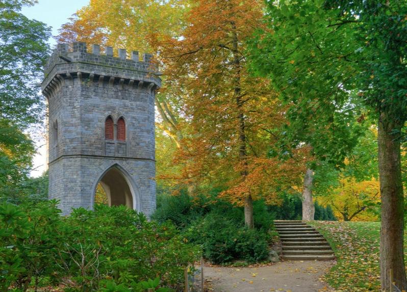 أفضل المنتزهات والحدائق في فرانكفورت ، ألمانيا