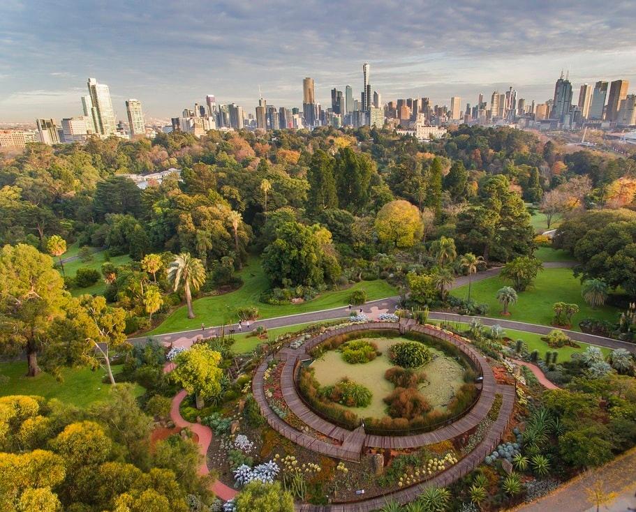 معالم يجب زيارتها في ملبورن ، أستراليا