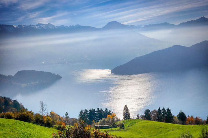 أفضل الأشياء التي يجب رؤيتها والقيام بها في لوسيرن ، سويسرا