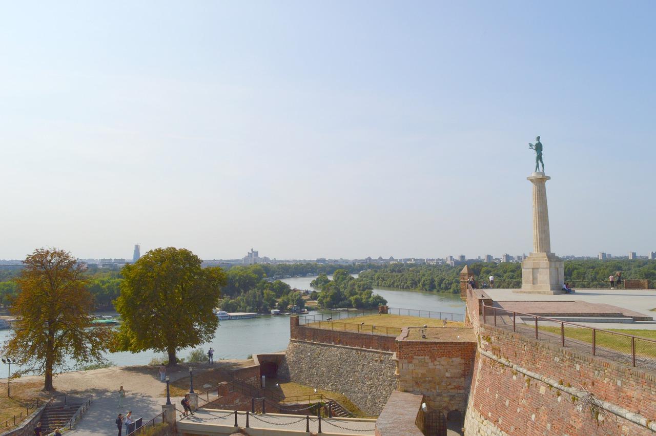 مناطق الجذب الأكثر شعبية في بلغراد