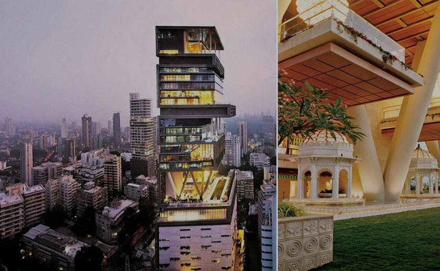 المباني