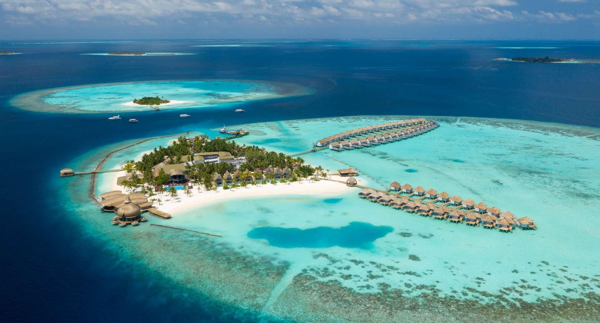 أجمل جزيرة في جزر المالديف وأكثرها سحراً