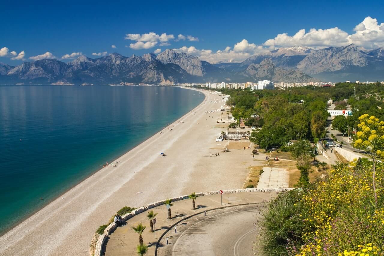 أجمل 10 شواطئ في تركيا