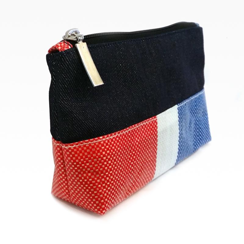 紅白藍萬用袋