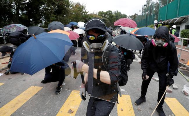 Suspend Hong Kong Status In Event Of China Crackdown U S