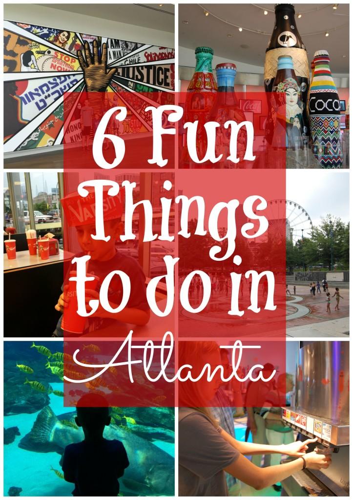 6 Fun Things to Do in Atlanta Georgia with Kids  Atlanta GA