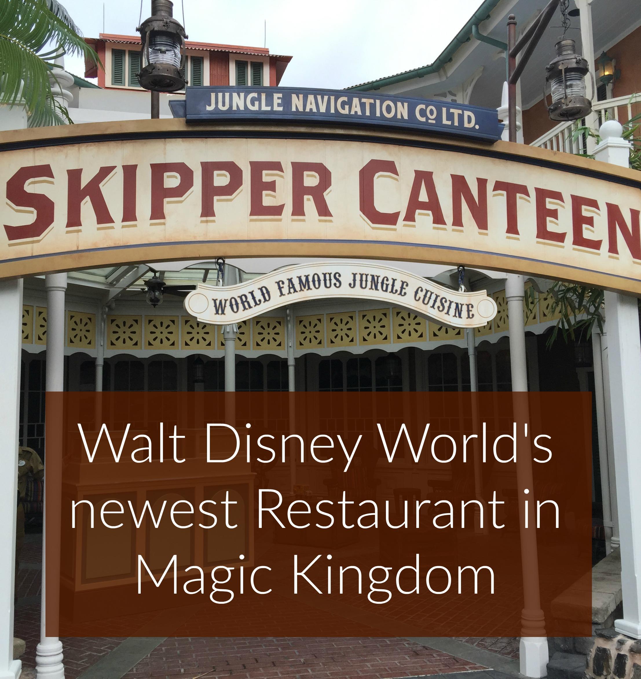 Disney Springs Restaurant Reservations