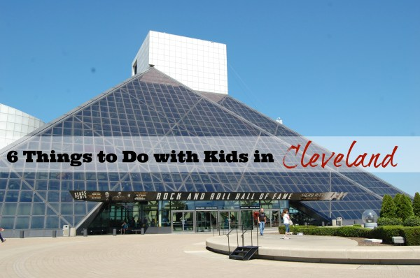 Things to Do Cleveland Ohio Attractions