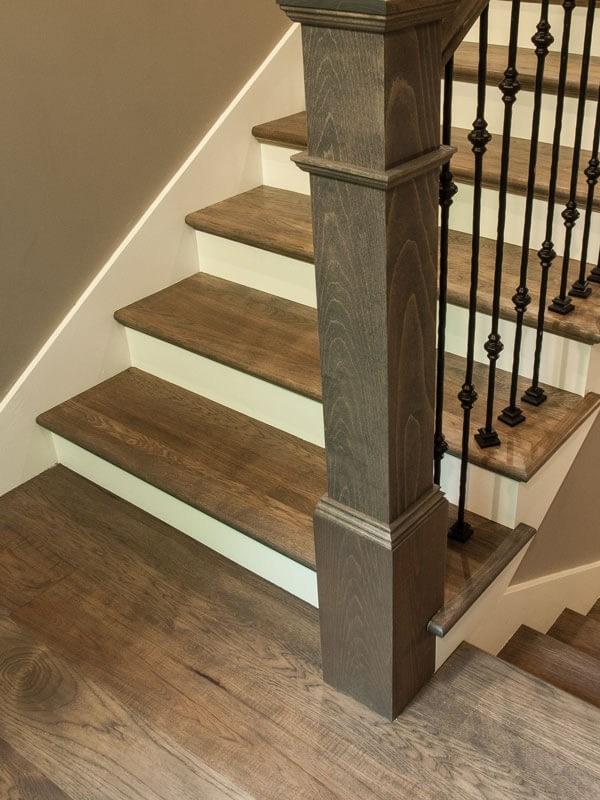 Hardwood Staircases Railings Real Wood Floors | Wood Floors And Stairs | Beautiful | Wood Plank | Oak | House | Wood Flooring