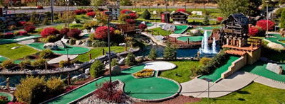 Miniature Golf Kendall