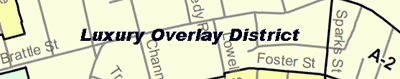 Luxury Overlay District