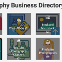Photography Business Directory  - Launched