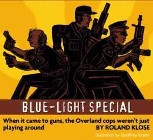 blue-light special