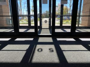 Entranceway for Indianapolis Office Cleaning Sites