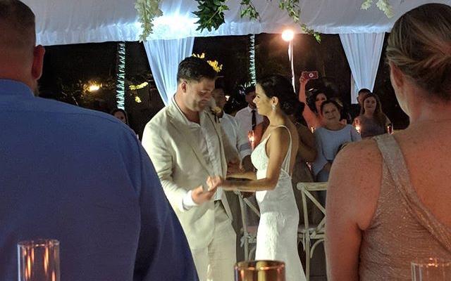CT Marries Girlfriend Lilianet Solares  Stop Being Polite
