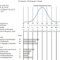 Evaluation Performance Graph in Excel