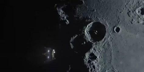 Прямая трансляция: посадка израильского космического корабля на поверхность Луны