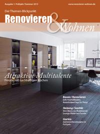 Renovieren & Wohnen Ausgabe 1