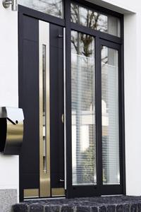 Moderne Fenster und Türen halten Frost in Schach