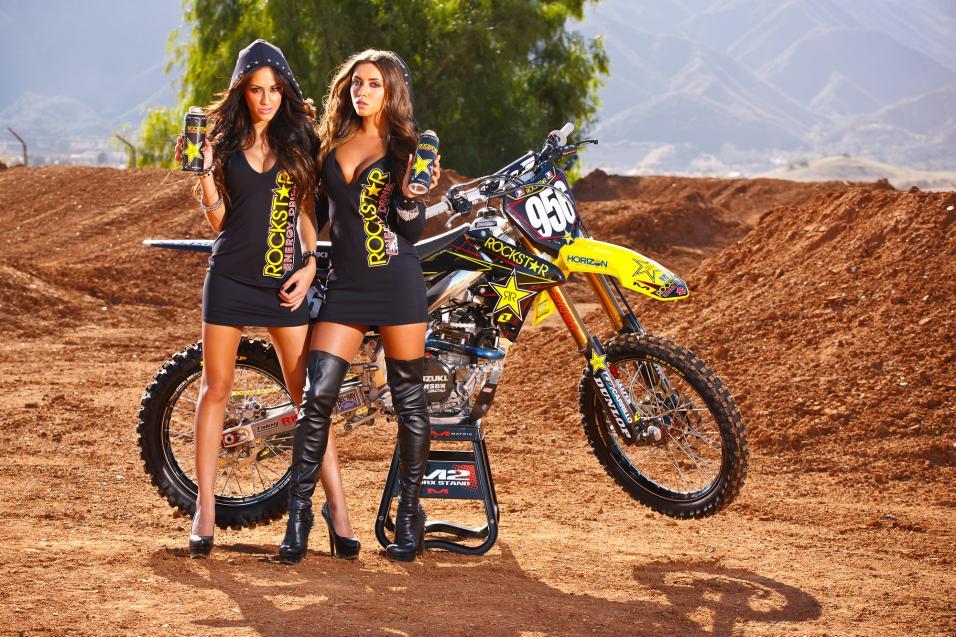 Supermoto Girl Wallpaper Rockstar Energy Racing Wallpapers Racer X Online