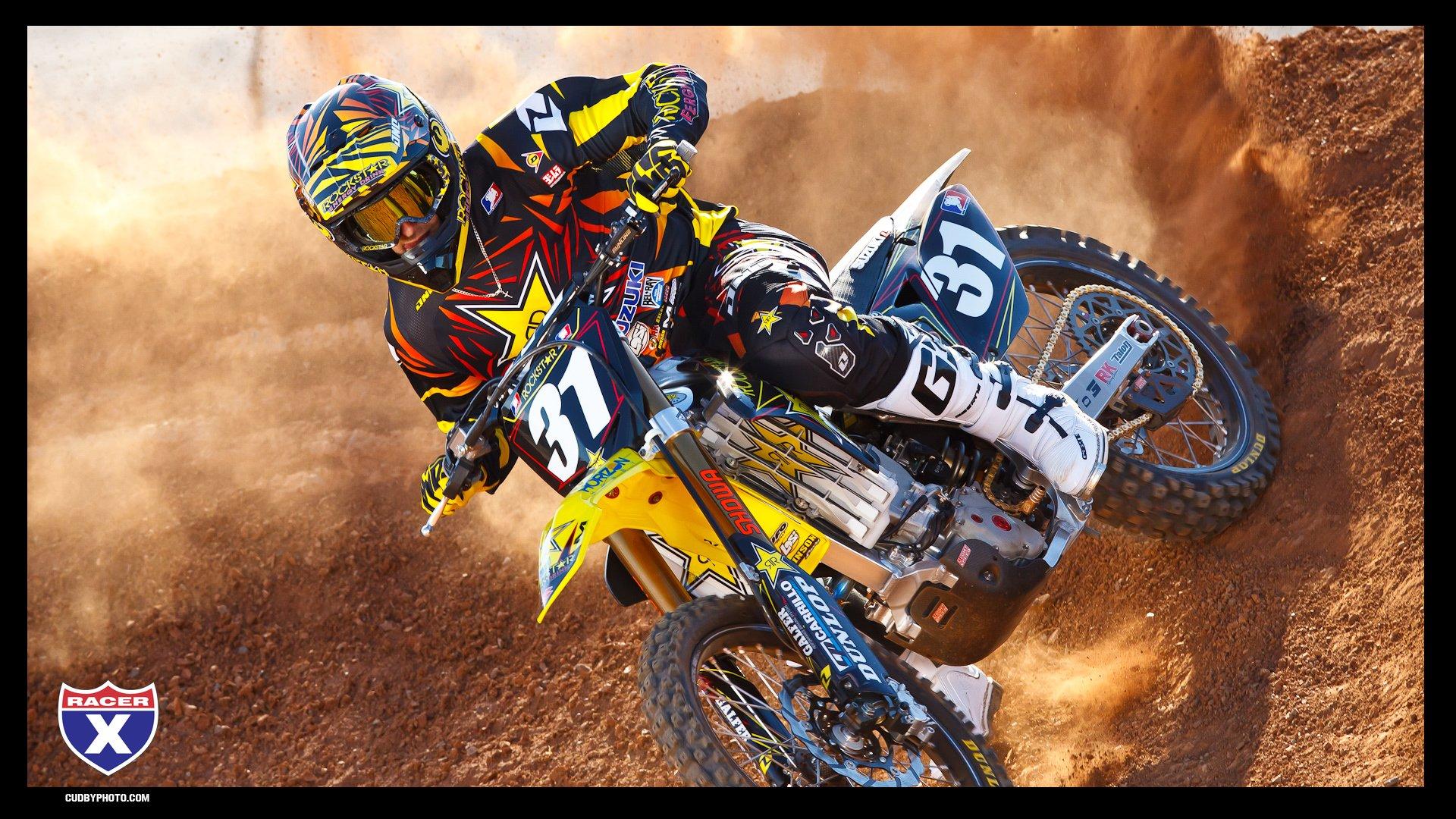 Supercross Girl Wallpaper Hd Rockstar Energy Racing Wallpapers Racer X Online