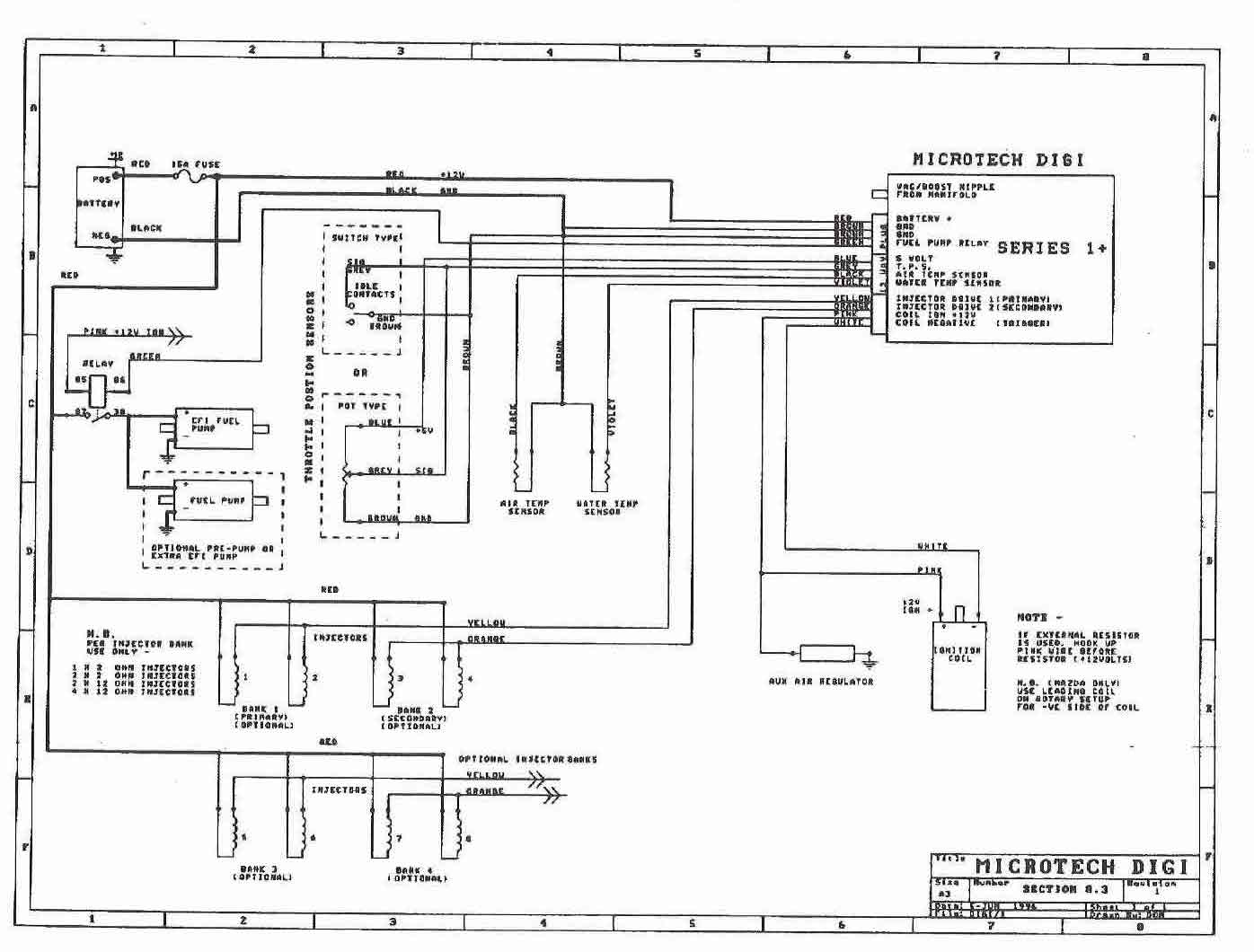 hight resolution of 1990 mazda rx7 wiring diagram images gallery