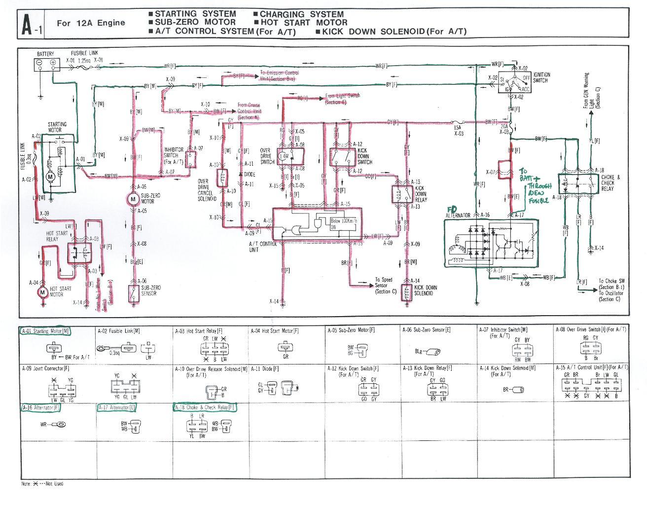 Sterling Trucks Electrical Diagrams