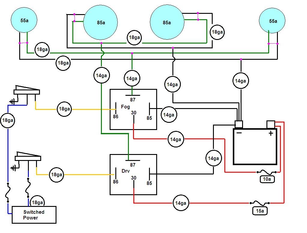 Building PIAA Light Wiring Harness
