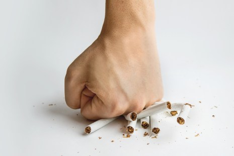 Stay away from Smoking