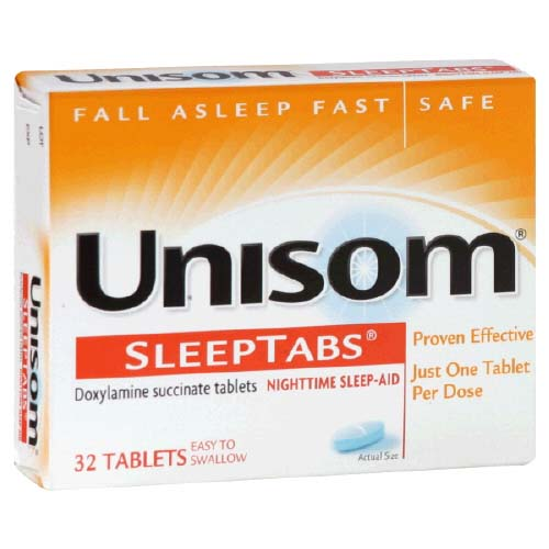 How to Solve Your Insomnia Problems with OTC Sleep Aids ...