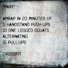 Wod de CrossFit