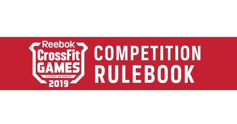 Rulebook CrossFit Games 2019