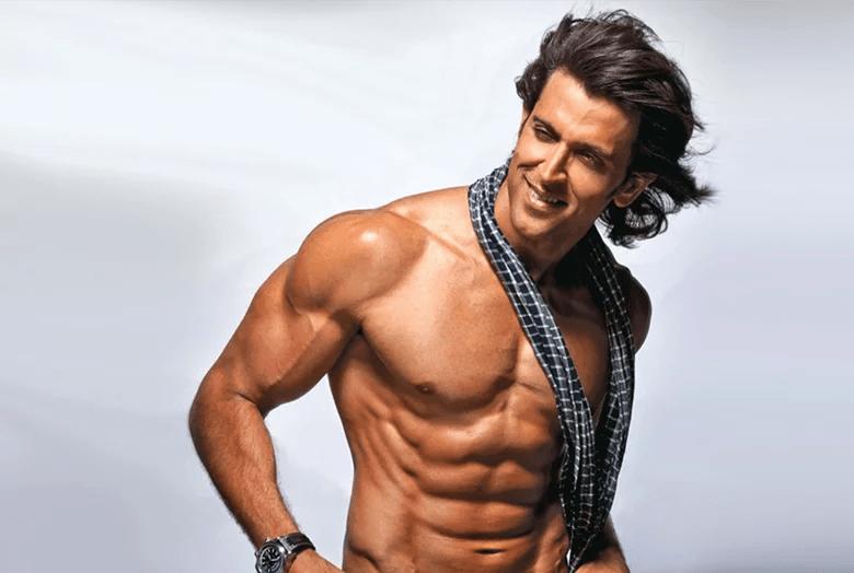 Hrithik RoshanFood Diet Exercises To Get Bigger Arm Chest