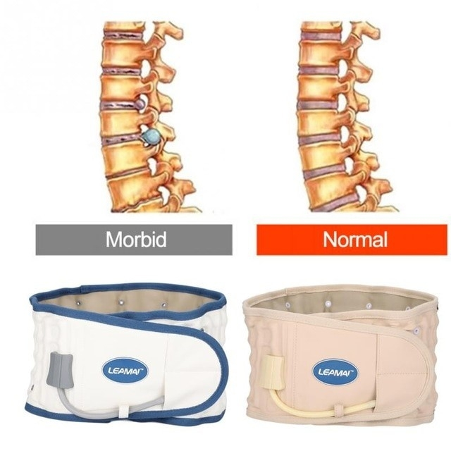 Lumbar Corset Back Brace, Lumbar Corset Back Brace; Uses, Indications, Size,