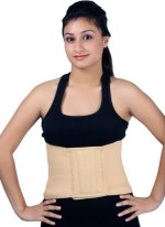 Lumbar Corset Brace For women; Uses, Indications