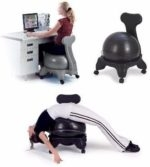 Is sitting on a yoga ball better than a chair?