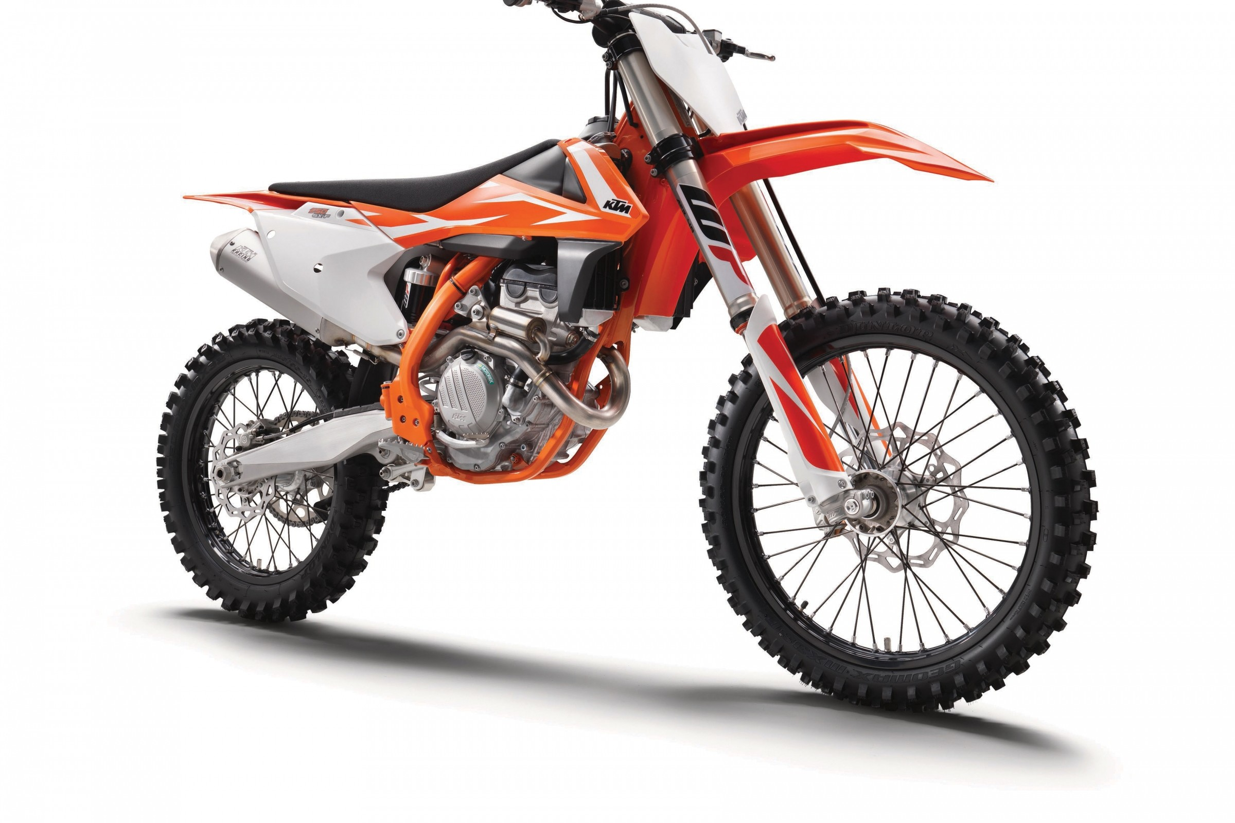KTM Announces 2018 SX and SX-F Lineup