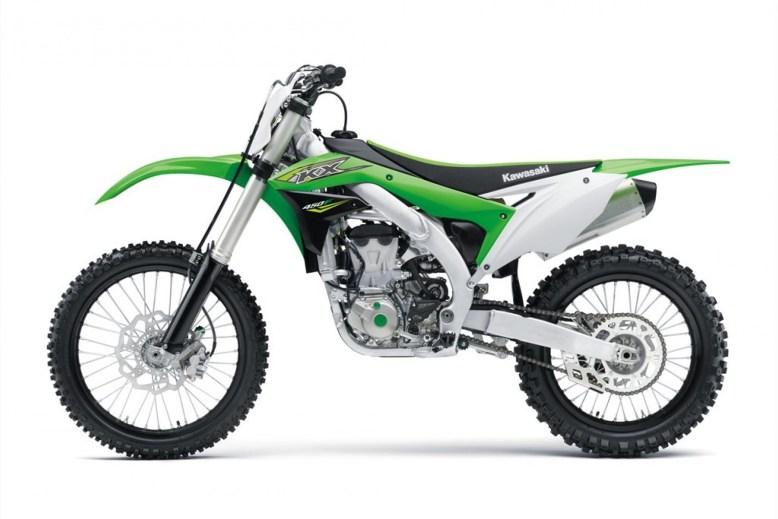Kawasaki Announces 2018 Models