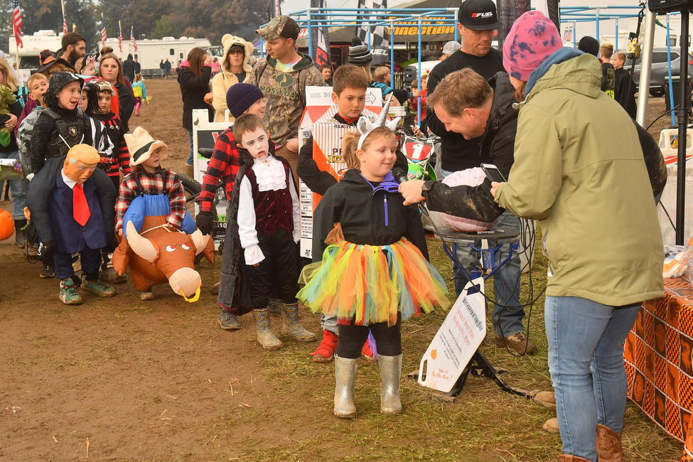 There are a lot of special events, like a costume contest, this weekend. Check out the full scheduleHERE.