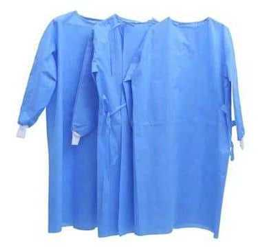 Type 2 SMS Protective Gown Medical Grade Inner Lining (10 Pack)