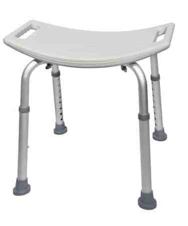Shower / Bath Bench McKesson Without Back