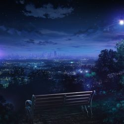 background hd anime night pc popular most 1080 wallpapers 1920 site abyss