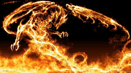 Dragon Fire Cool Backgrounds