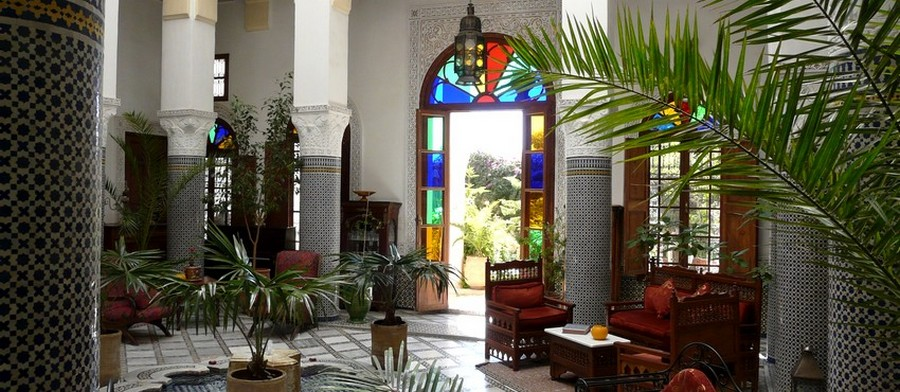 riad in Fes Ryad Mabrouka Fez guesthouse in Fez Morocco