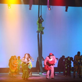 High School Performance of The Little Mermaid