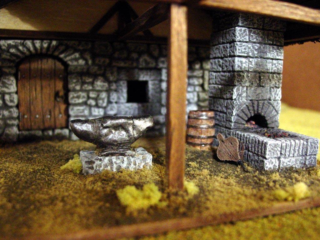 Iron Anvil Blacksmith