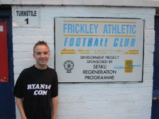 FRICKLEY v Durham City 8 Sep 2009 024